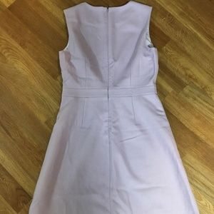 J.Crew Dresses - J. Crew Lavender Wool Dress